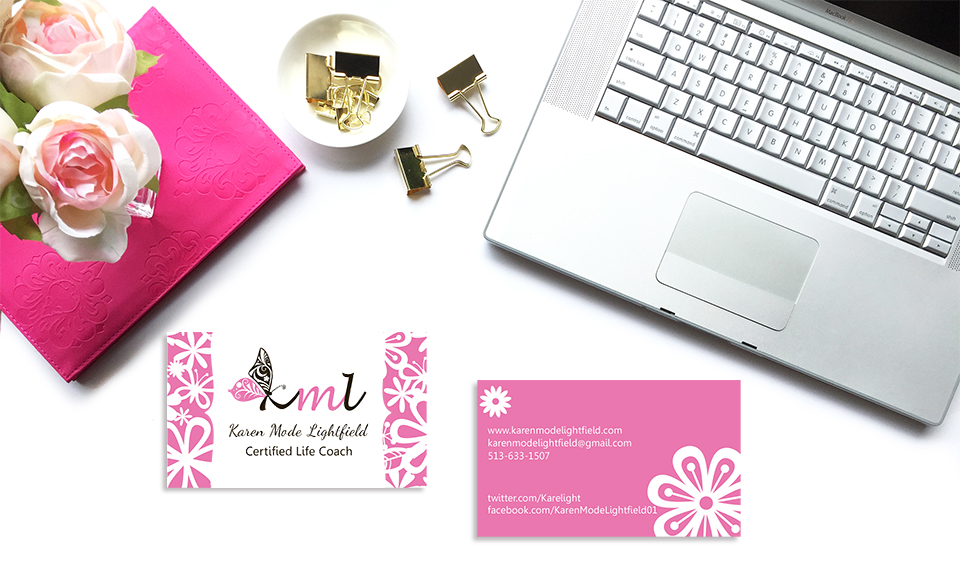 KML Business Card